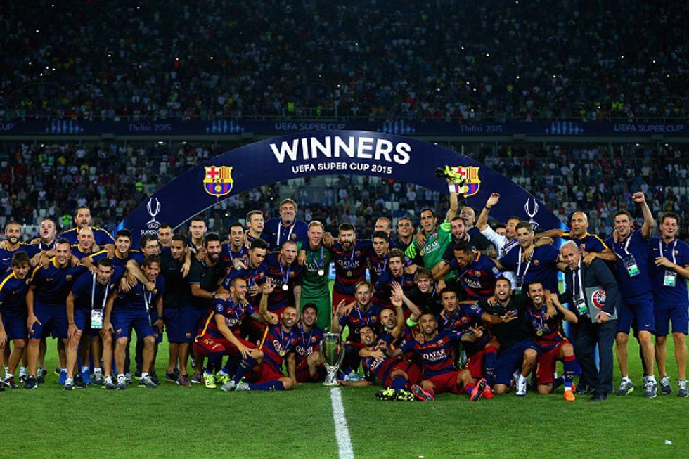 La Catalogna indipendente e la minaccia di escludere il Barcellona dalla Liga
