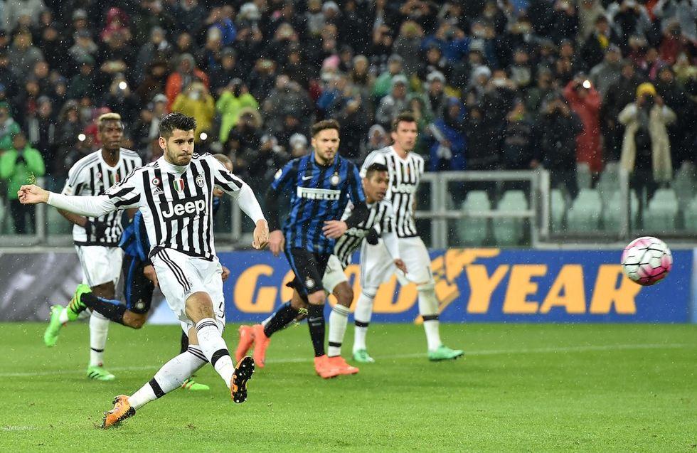 Coppa Italia, l'Inter cerca la rimonta contro la Juventus