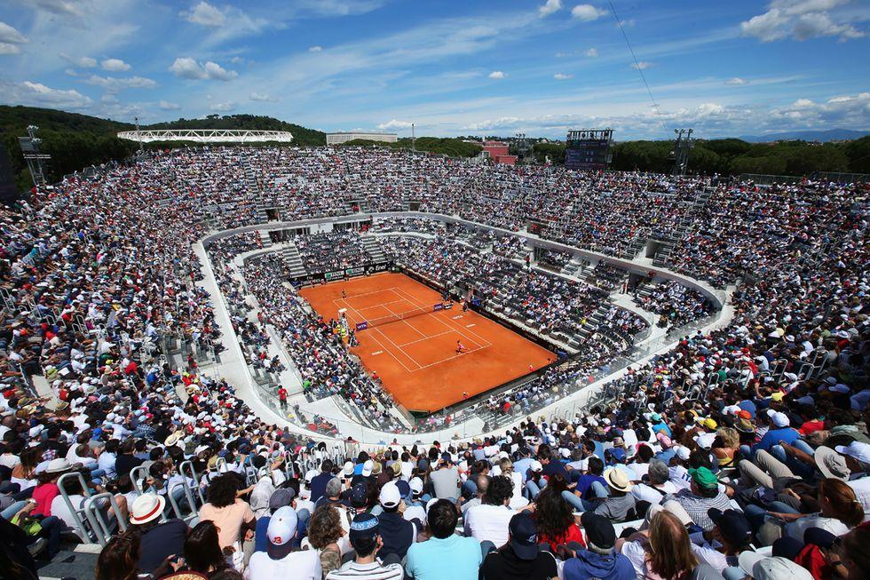 Tennis, Internazionali d'Italia al via: tutti contro Djokovic e Williams