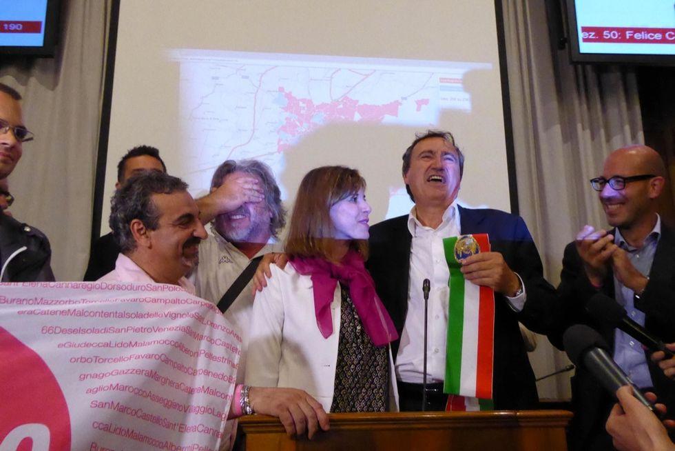 Ballottaggi, il Pd perde Venezia, Arezzo, Matera e Nuoro