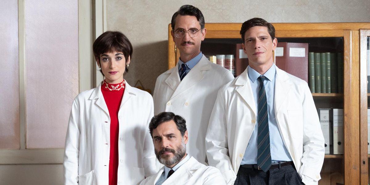 Cuori: la serie di Rai1 che racconta i pionieri della cardiochirurgia