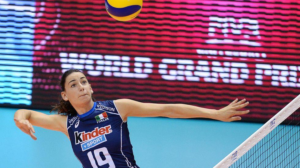 Mondiali Volley: Signorile e Folie, giovani azzurre alla riscossa