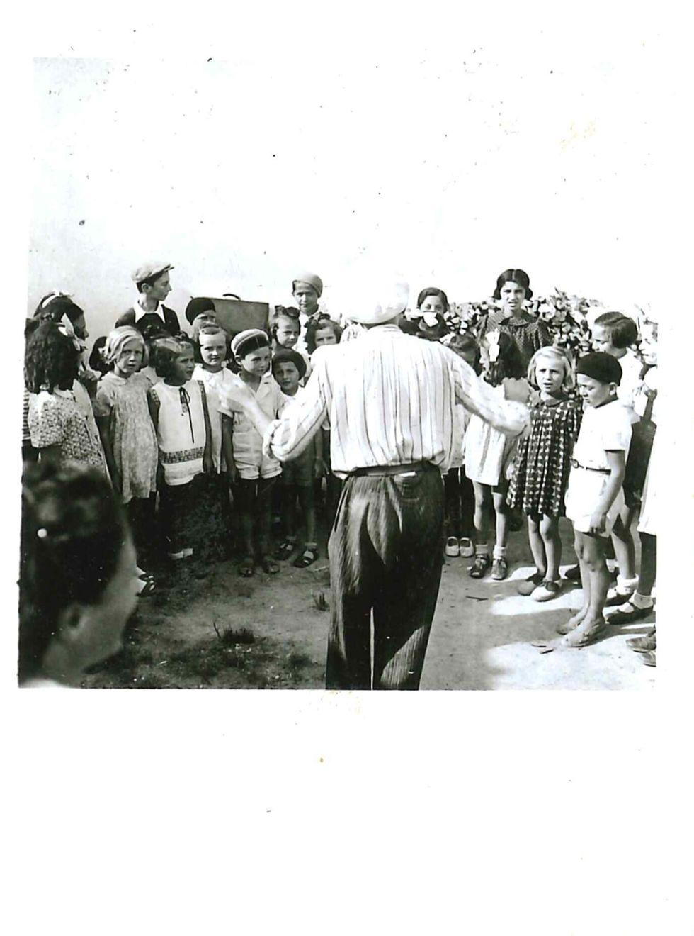 Il coro dei bambini