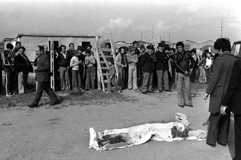 L'ultima notte di Pasolini: Idroscalo di Ostia, 2 novembre 1975