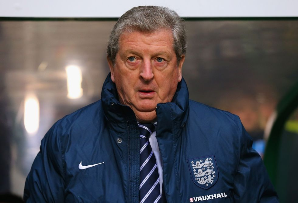 Roy Hodgson cena da solo, i giocatori inglesi snobbano il ct