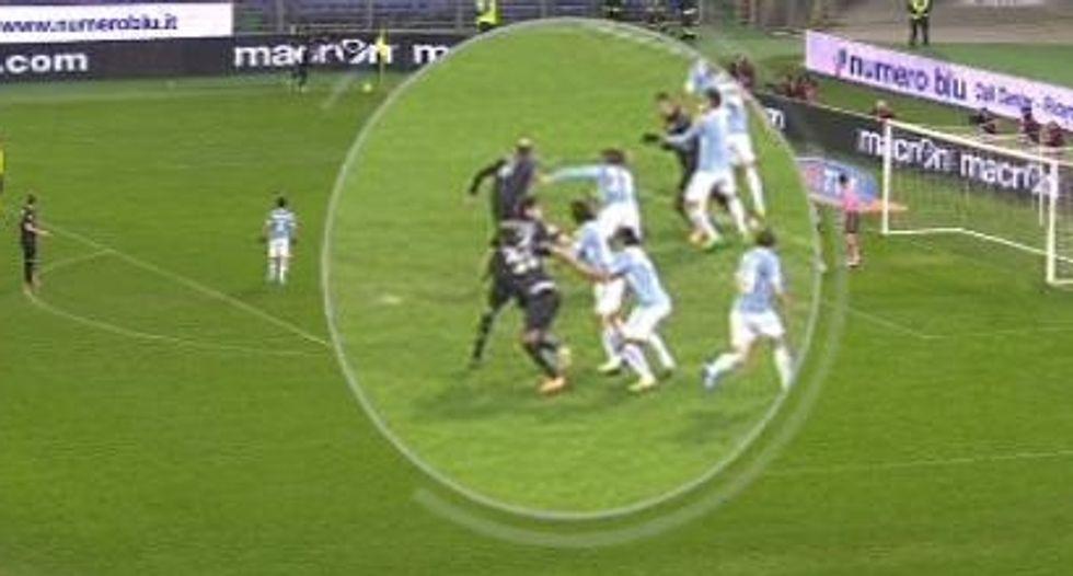 18° giornata - Inter, manca un rigore. Aiutini a Napoli e Milan