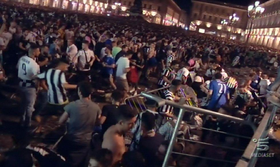 Champions: Torino Piazza San Carlo
