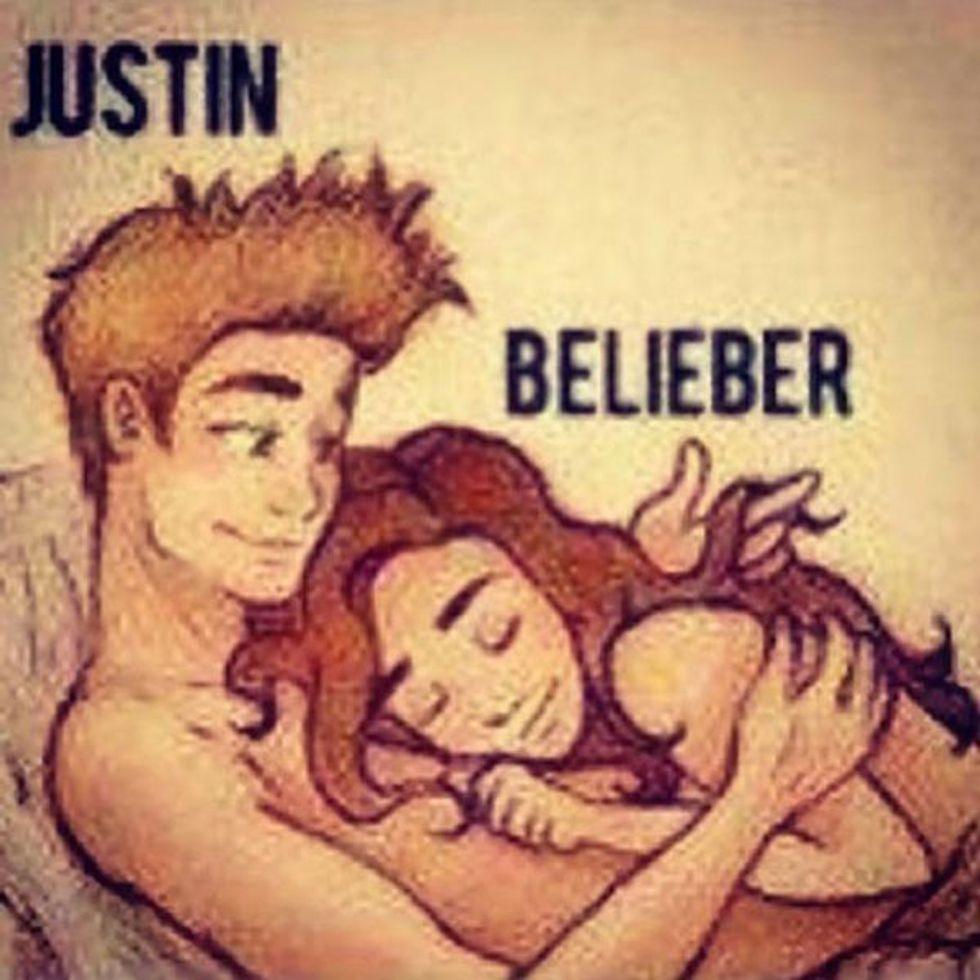 Justin Bieber, fumetto hot in arrivo