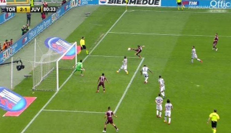 32° giornata - Derby di Torino ok. Errori contro il Sassuolo