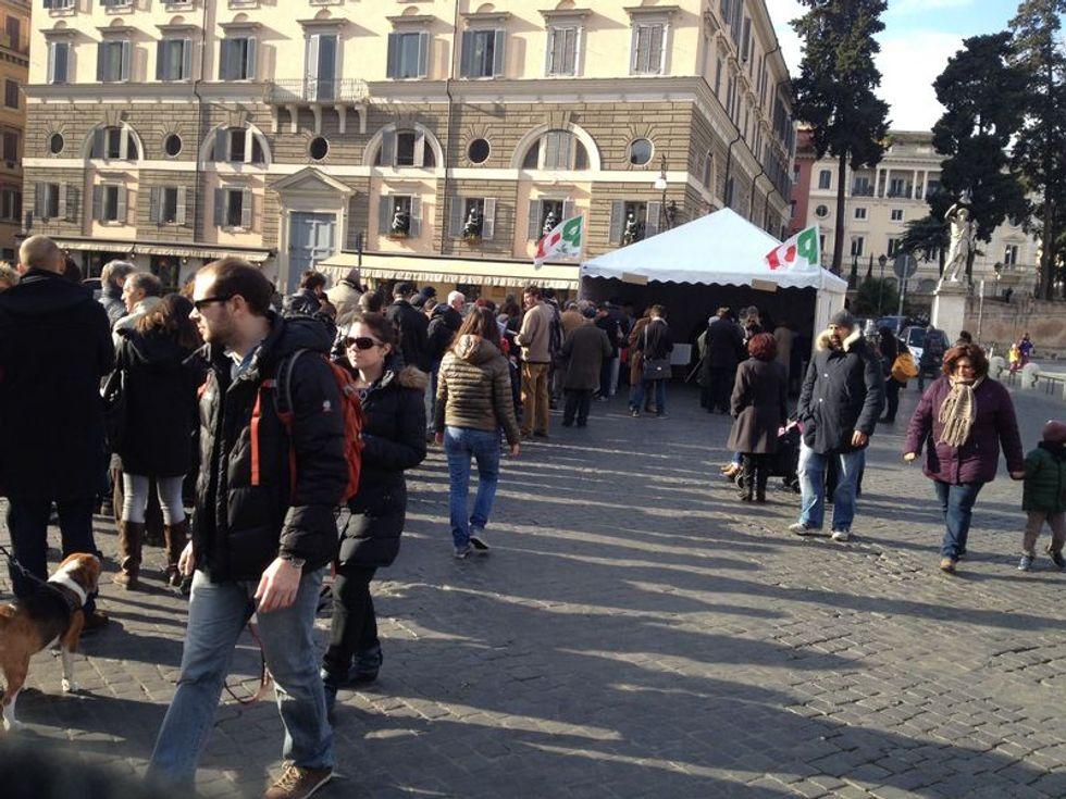 Primarie Pd: vince Matteo Renzi