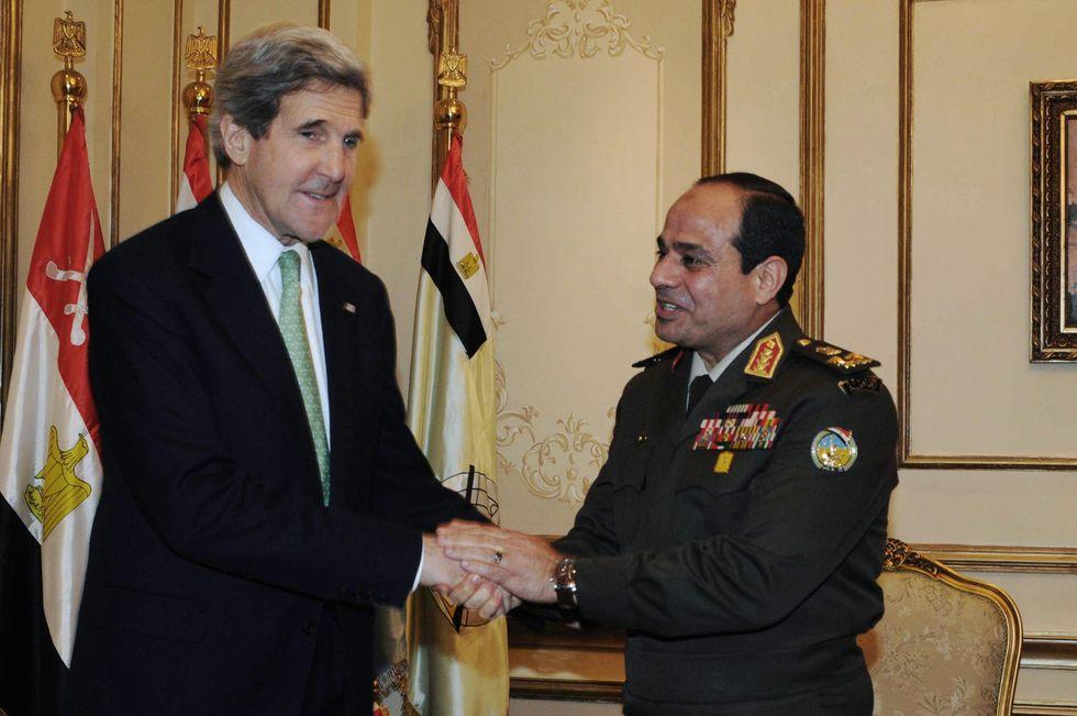 Egitto: è tutto nelle mani del generale Sisi
