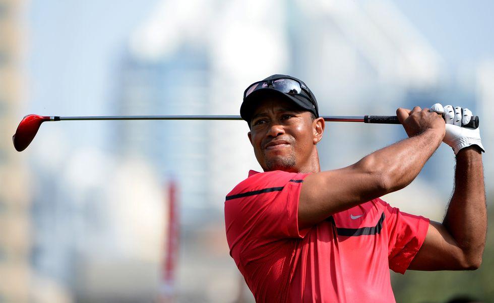 Il declino di Tiger Woods? Colpa della sindrome del golfista