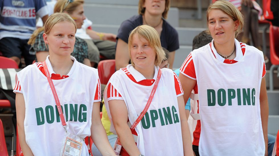 Germania, tolleranza zero: il carcere per chi fa uso di doping