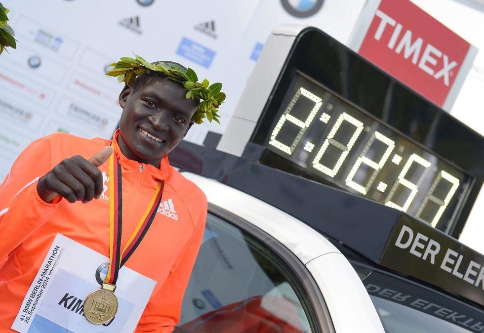 Possibile correre la maratona in meno di 2 ore?