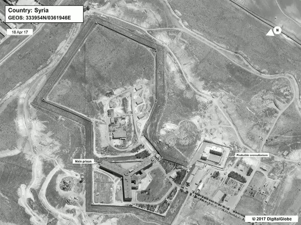 "Siria, Amnesty: ""A Saydnaya 13 mila prigionieri nei forni crematori"""