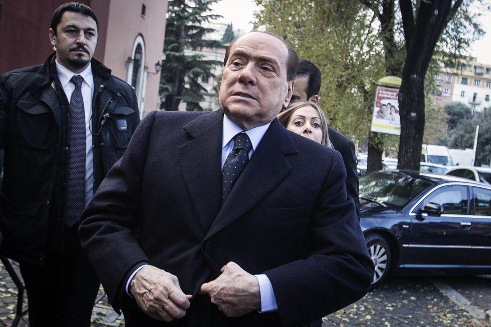 1994-2014. Berlusconi leader, nel bene e nel male