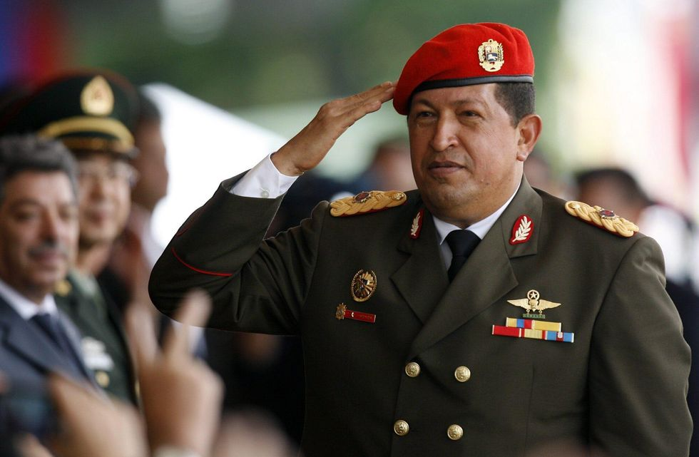 Addio a Hugo Chavez, il caudillo venezuelano