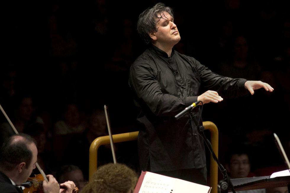 Antonio Pappano dirige la Nona di Beethoven al Foro Italico