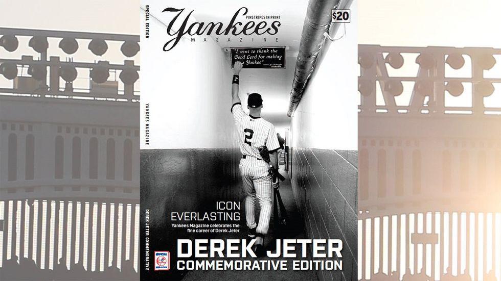Derek Jeter lascia il baseball