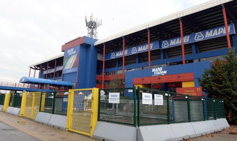 Sassuolo contro Chievo: la serie A scopre il calcio senza polizia