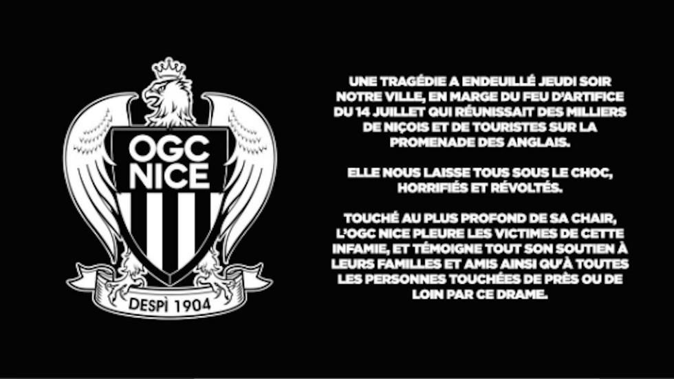 #PrayForNice: il dolore via social dello sport per la strage di Nizza
