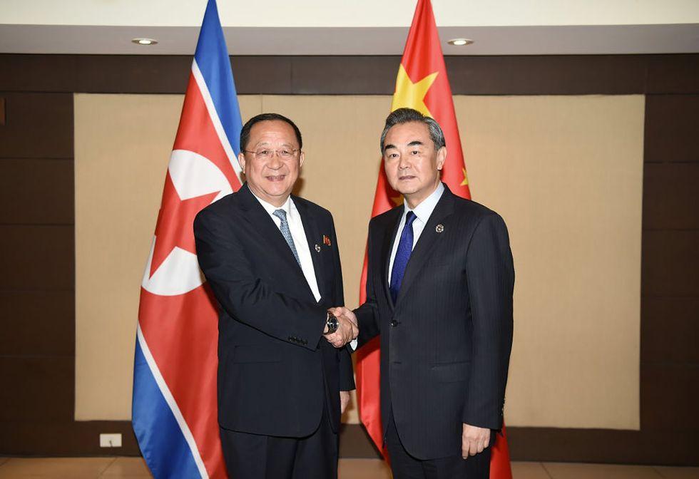 Cina-corea