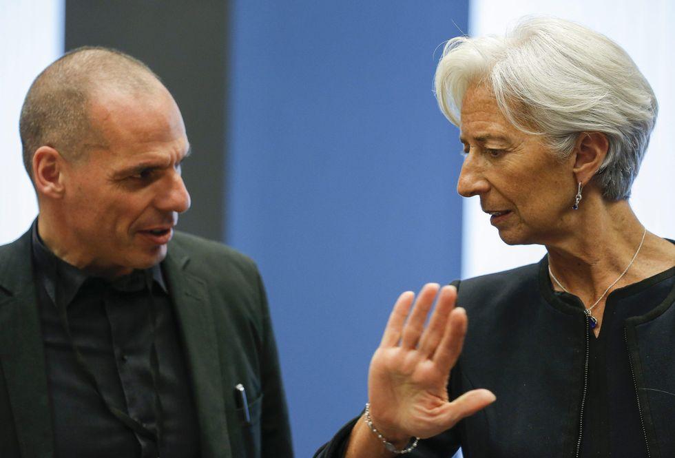 Grecia, che accade se non paga il Fondo Monetario