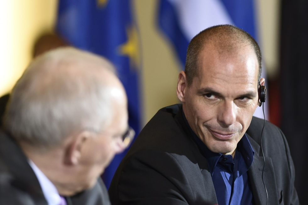 L'addio di Varoufakis, ultimo capolavoro di Tsipras