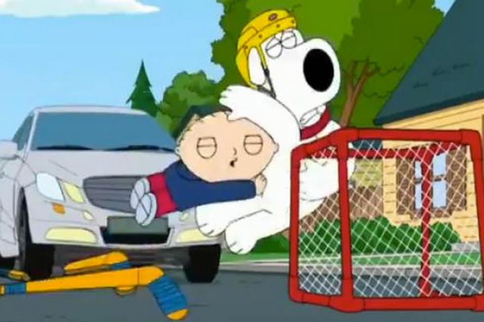 """Brian non è morto. """"Resurrezione"""" natalizia per il cane dei Griffin"""