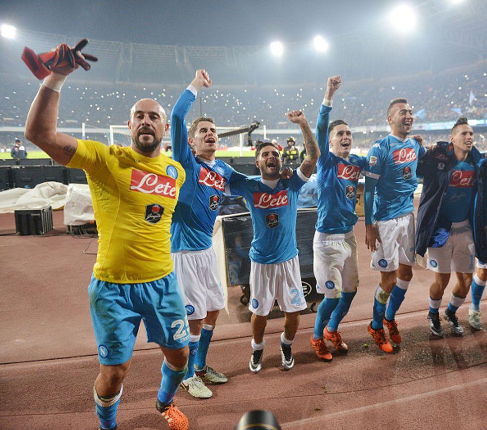 Higuain illumina Napoli, ma questa Inter è da scudetto