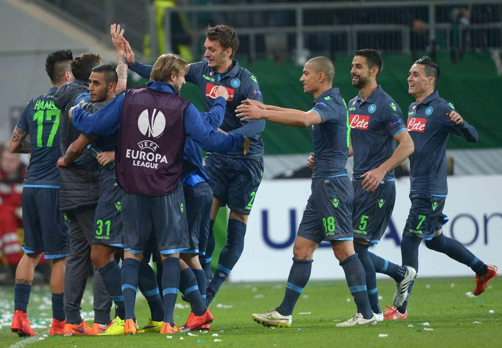 Napoli e Fiorentina, la grande notte italiana in Europa League
