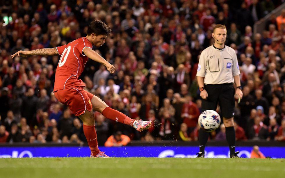 Milan: arriva Suso dal Liverpool