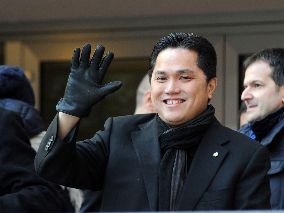Thohir risponde alla Juventus