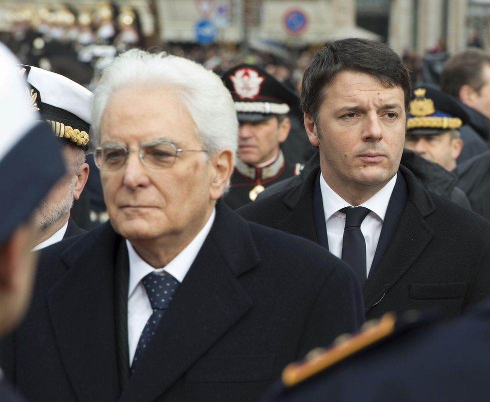 Italicum, Mattarella ha firmato. Ecco cosa rischia adesso Renzi