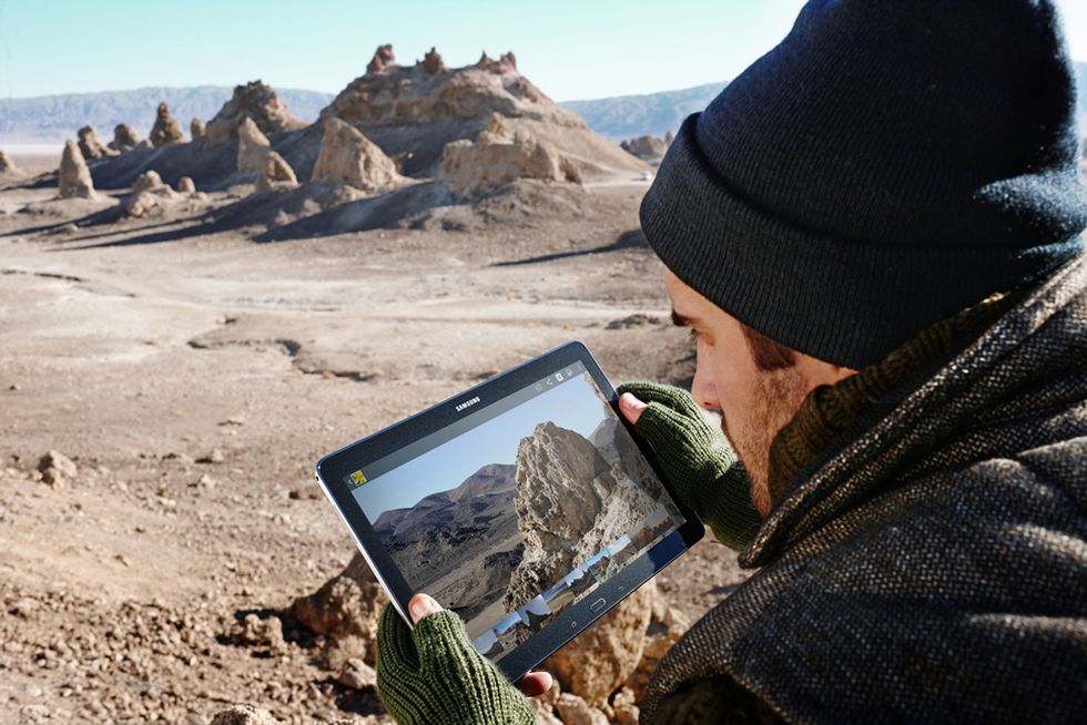 Ces 2014, da Samsung tablet extra large e un antipasto della casa del futuro
