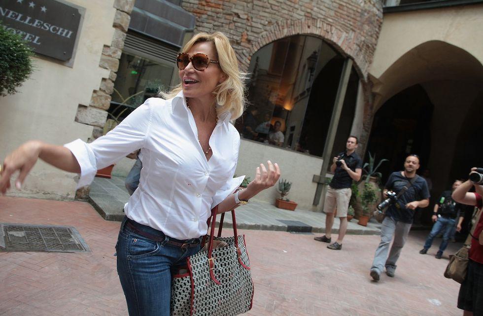 Simona Ventura, 50 anni per la regina della televisione
