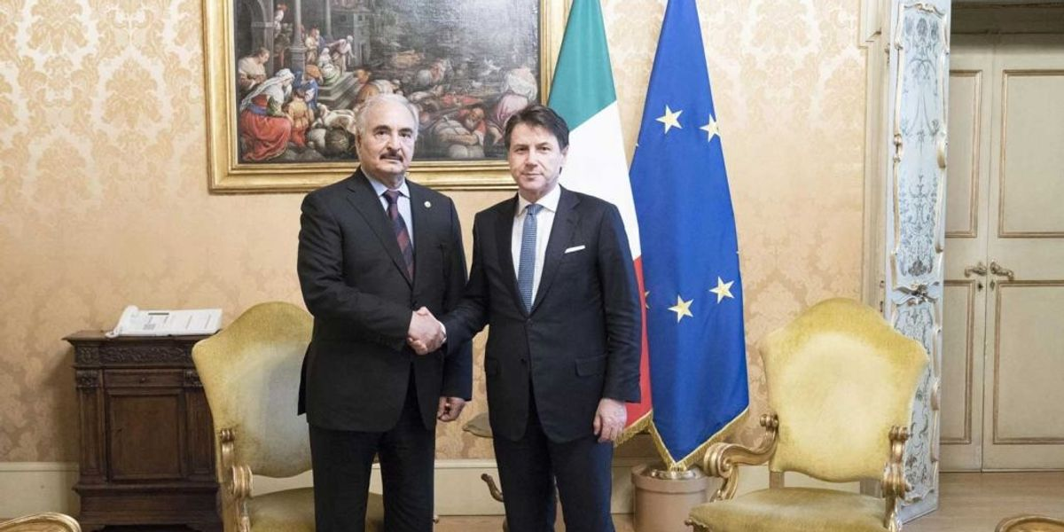 Libia ed Iran, il fallimento di Conte e Di Maio
