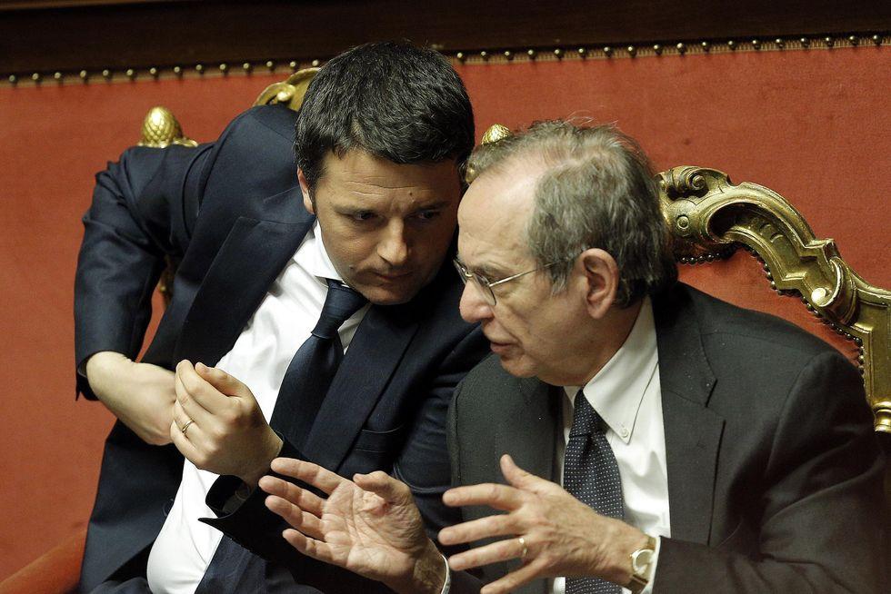 Irap o irpef? Le due strade alternative di Renzi per abbassare le tasse