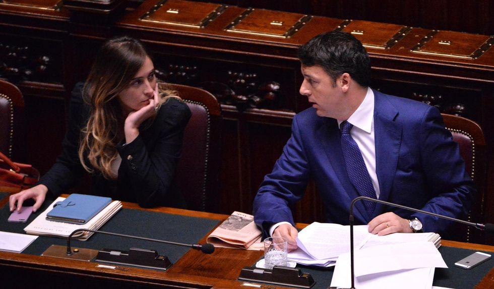 Perché Maria Elena Boschi non si dimetterà