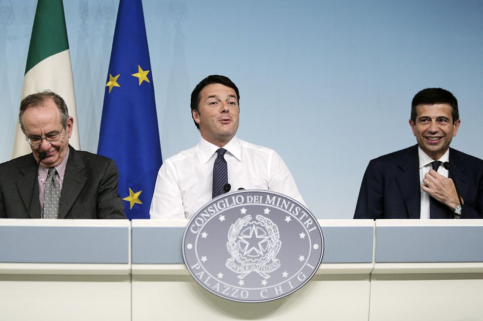 Decreto Sblocca-Italia, le misure del consiglio dei ministri