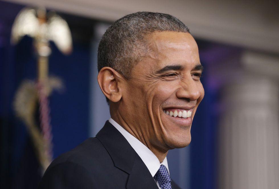 Presidenza Obama: i 10 fatti più importanti del 2014