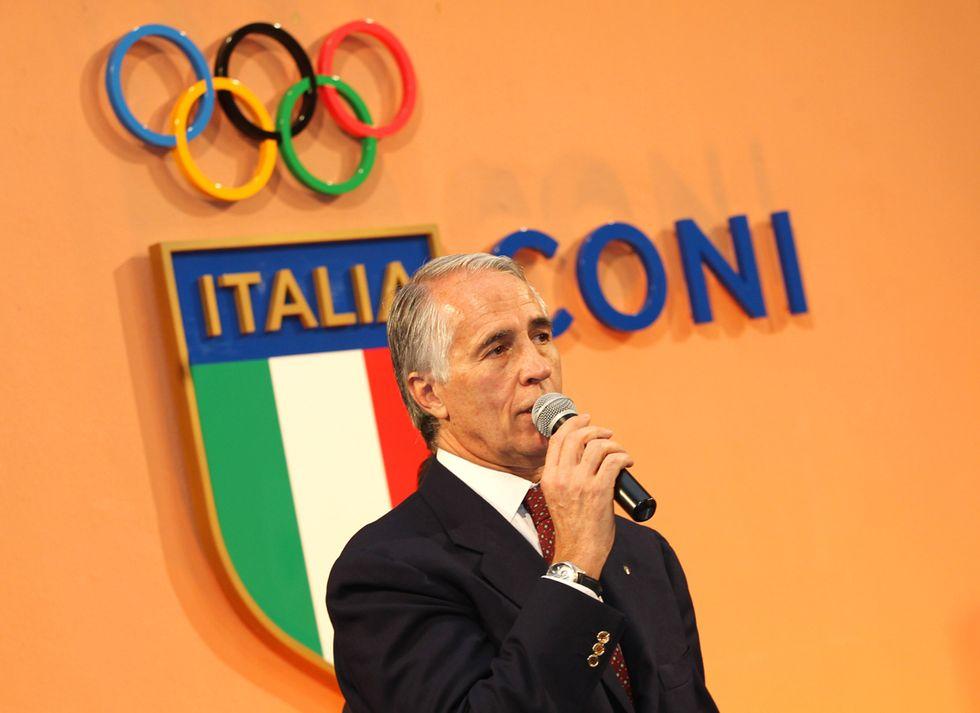 """Foro Italico: arriva la """"Walk of Fame"""" dello sport tricolore"""