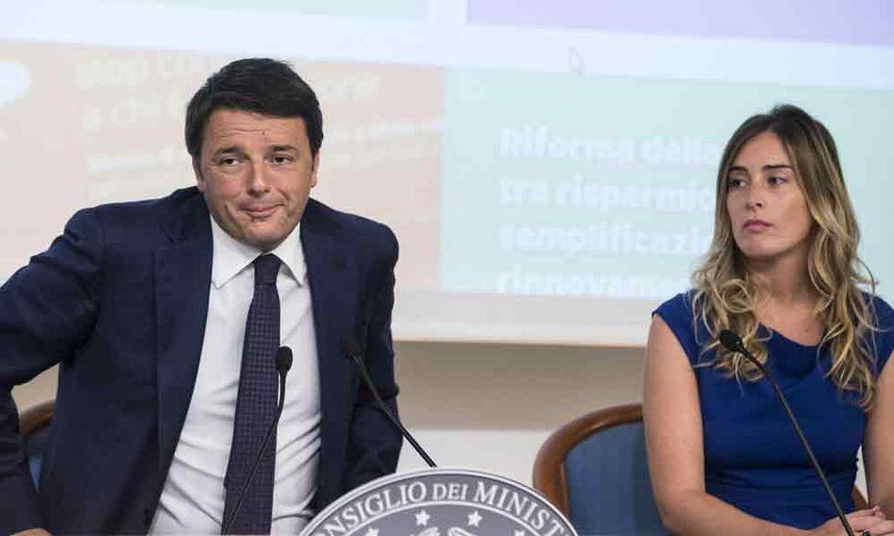 I mille giorni di Matteo Renzi