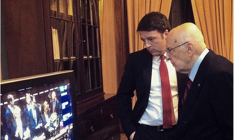 Chi ha voluto Sergio Mattarella Presidente della Repubblica