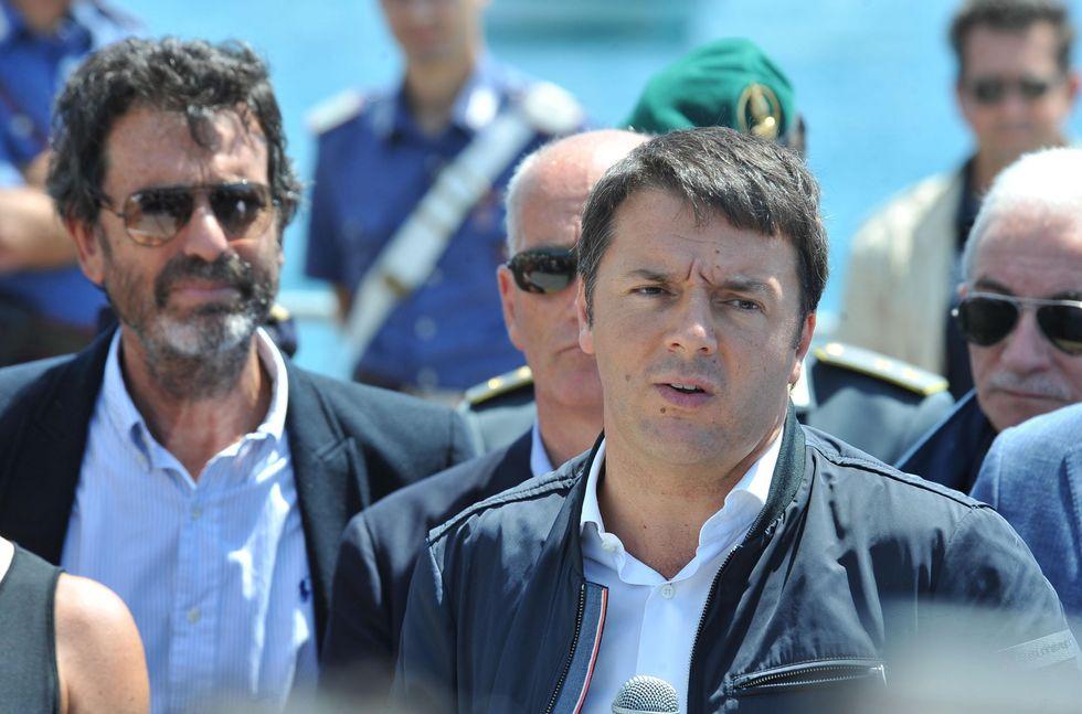 """La lettera di Renzi: """"Rilancio in 1000 giorni"""""""