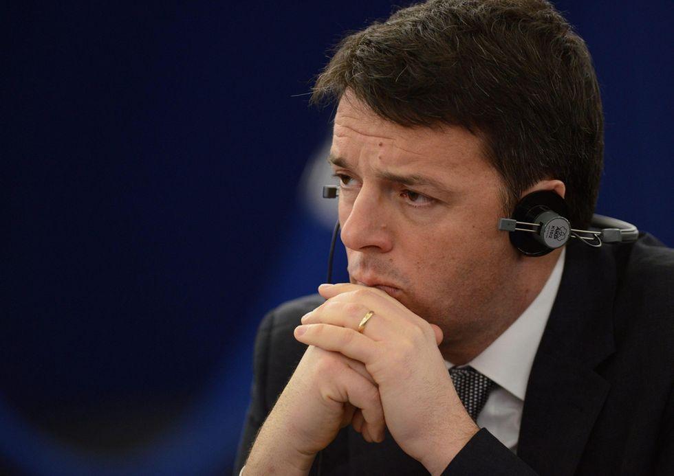 Il discorso di Matteo Renzi per la fine della presidenza Ue