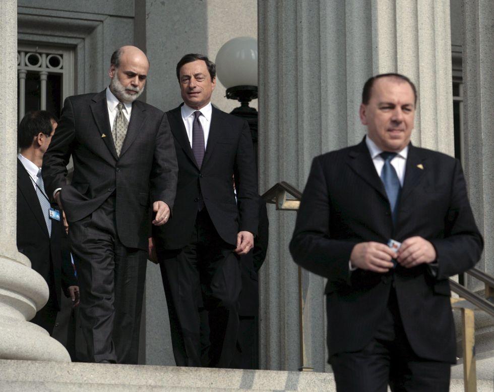 Bce e Fed, cosa aspettarsi se Draghi e Bernanke vanno in direzioni opposte