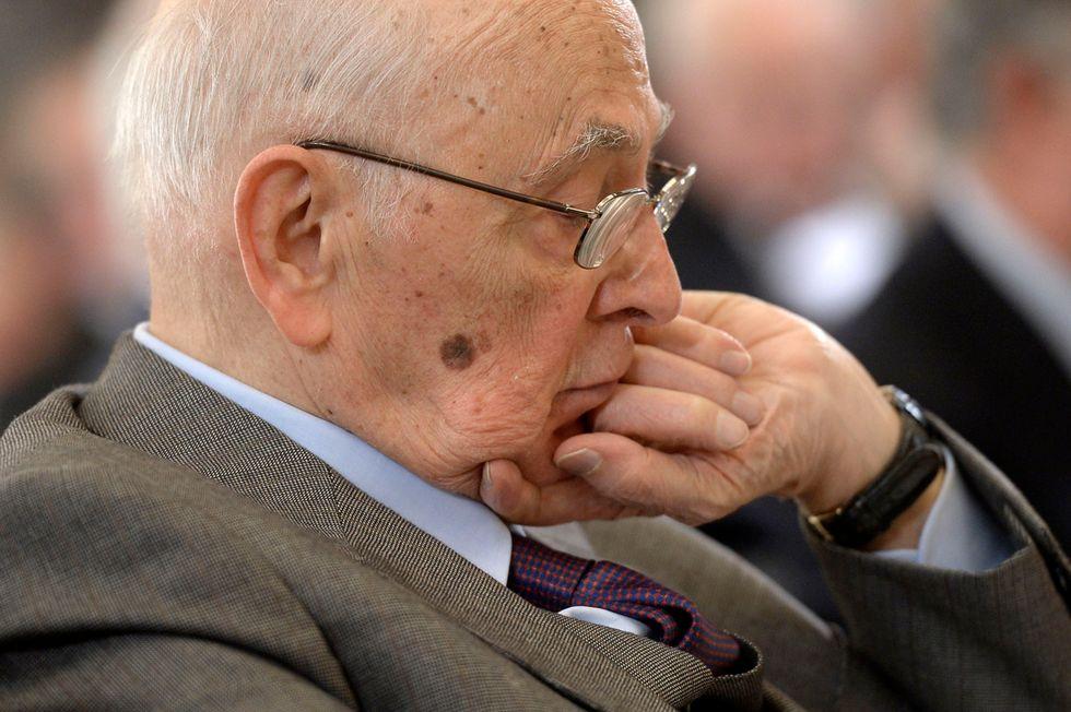 Napolitano davanti ai giudici: cosa è successo