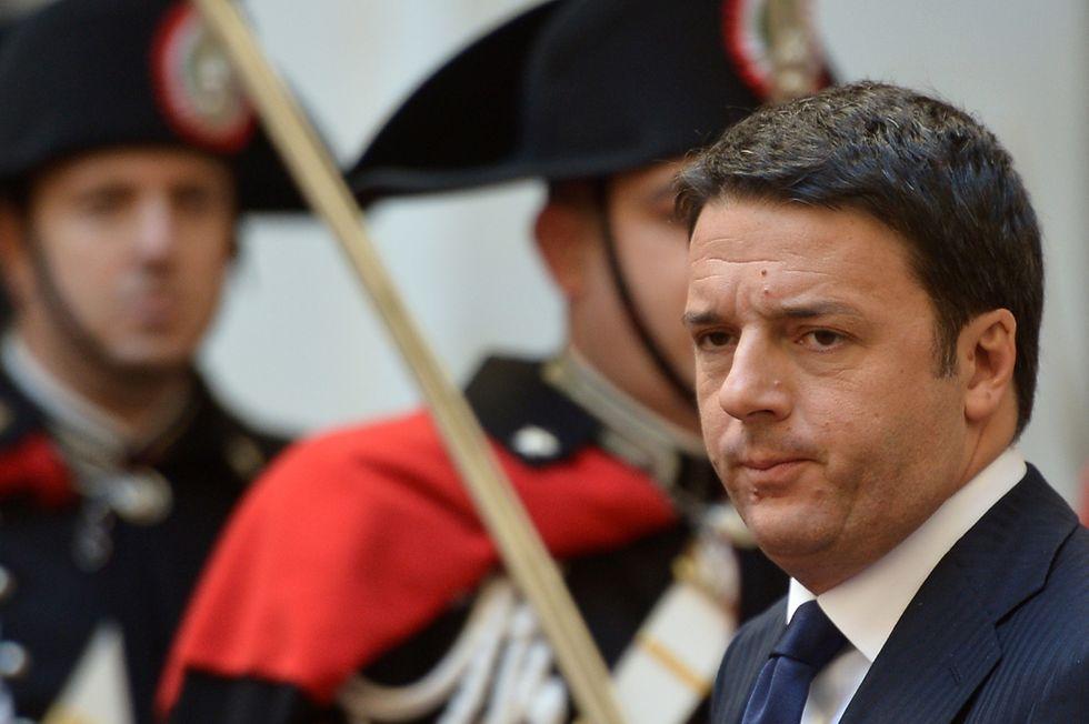 Matteo Renzi, il nuovo Napoleone