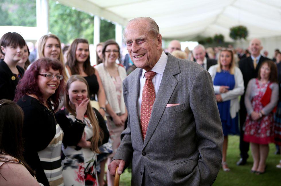 Il Principe Consorte Filippo d'Edimburgo